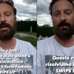 Francesco Facchinetti smells bad in the garden: his signature collection goes viral