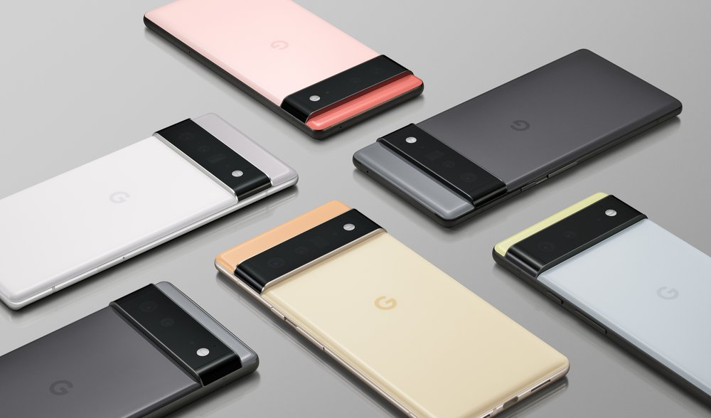 Google presents Pixel 6 and Pixel 6 Pro, the first with the new Tensor SoC (photos and videos)