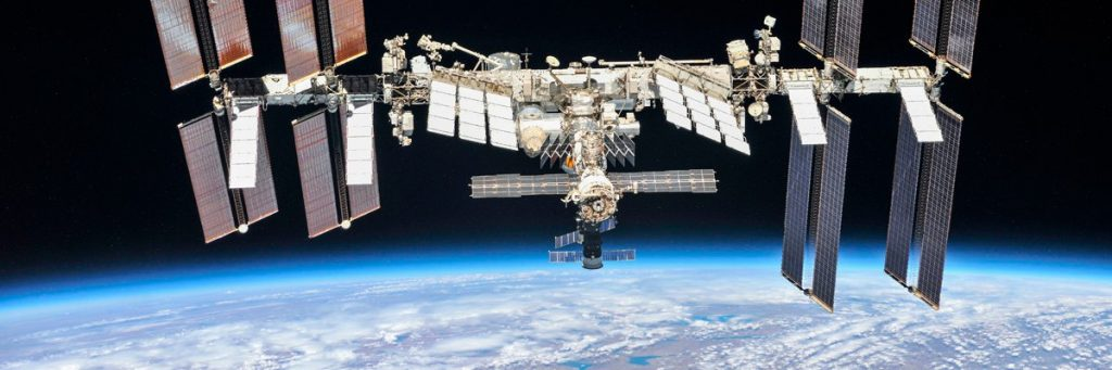 HPE Space Supercomputer Converts ISS Hybrid Cloud
