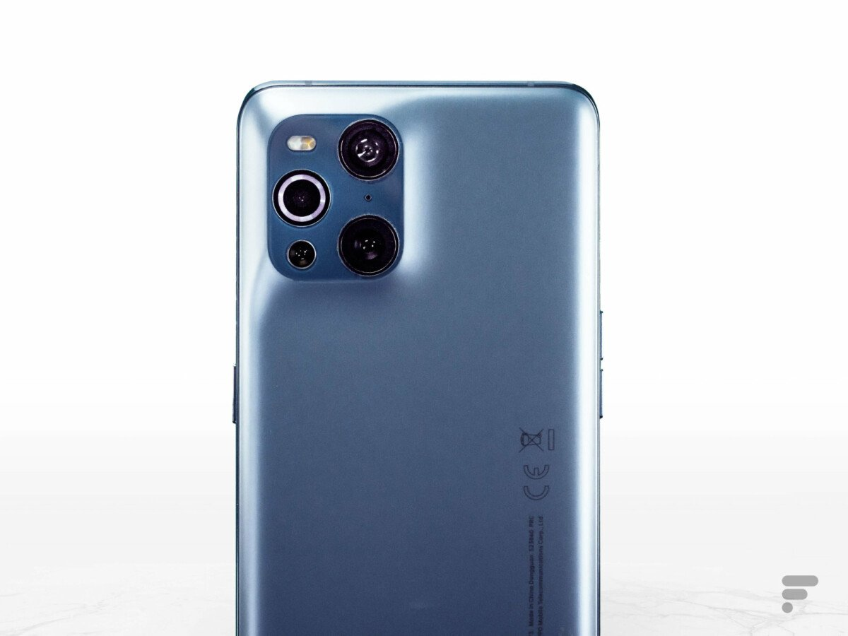 The Oppo Find X3 Pro camera, as an illustration