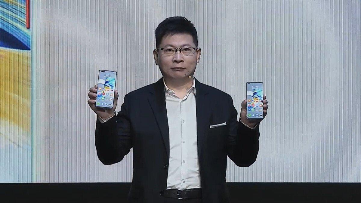 Huawei Mate 40 launch