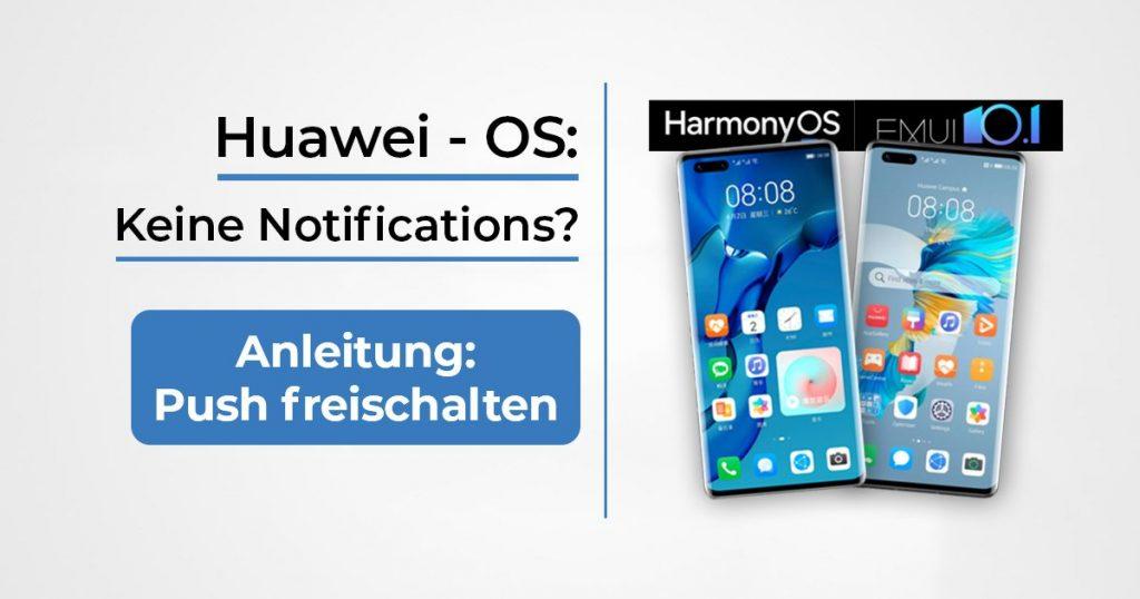 Huawei Notifications Beitragsbild