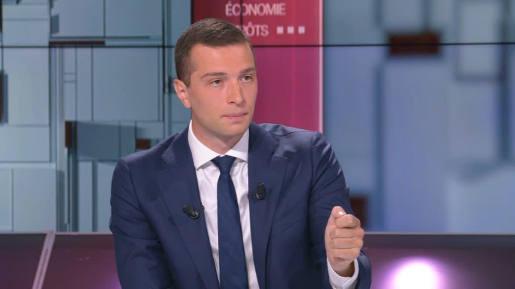 Jordan Bardella accuses Eric Zemmour of playing Emmanuel Macron's game