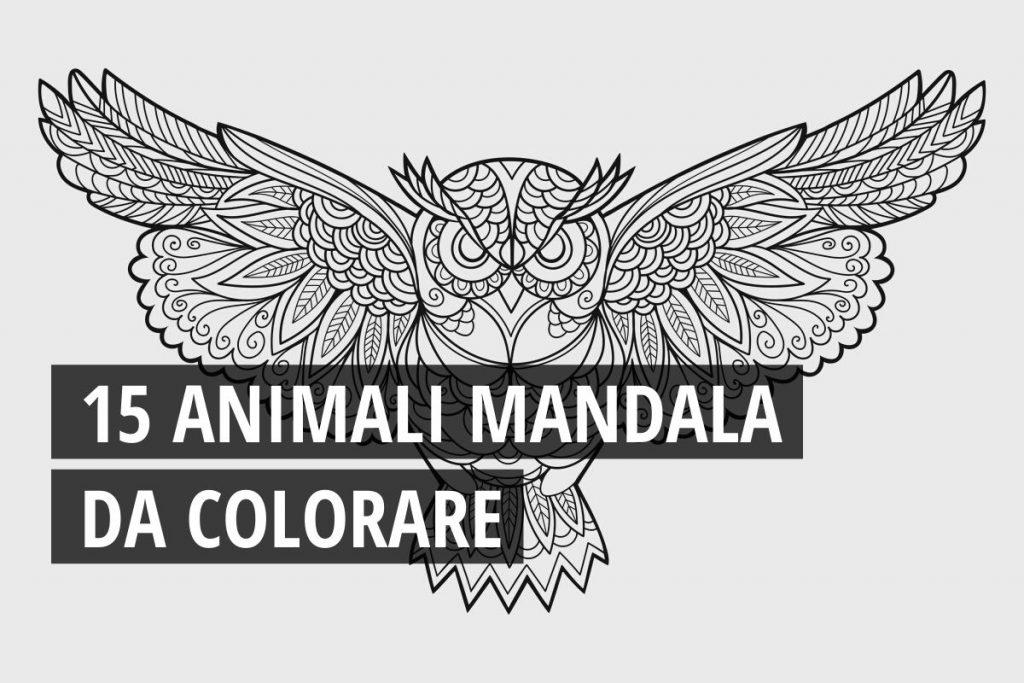 animali mandala