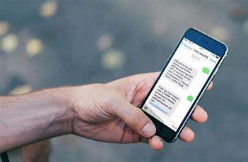 New fraudulent SMS floating around