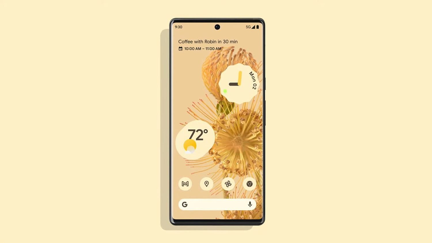 Pixel 6 Wallpaper – In this article you can download all the wallpapers and ringtones for the new smartphones