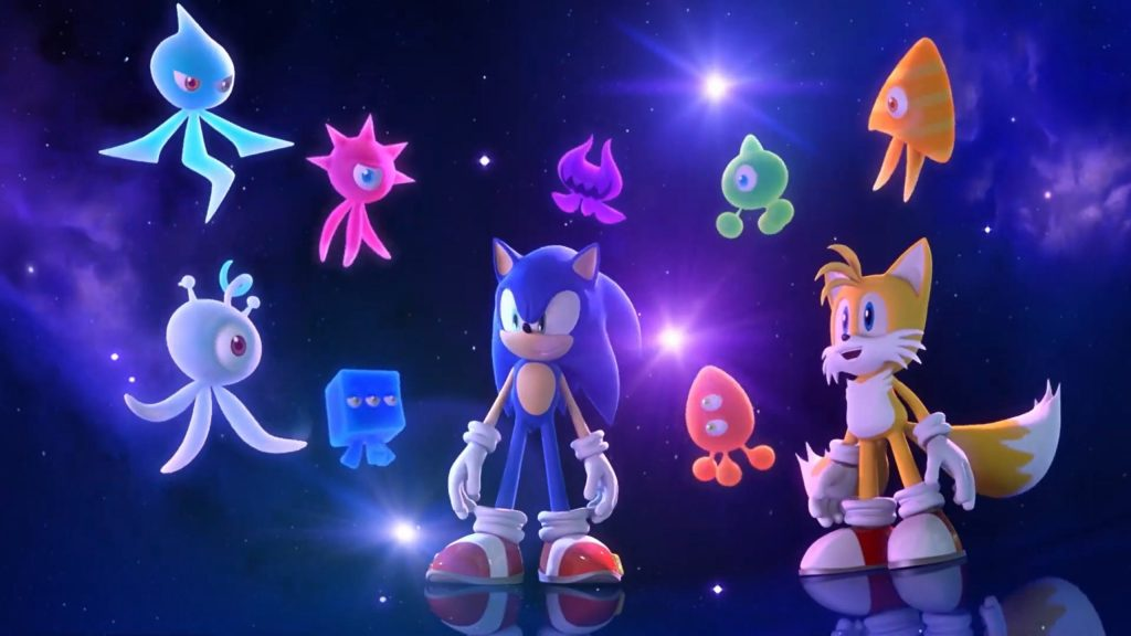 SEGA rivets the Spotlight Trailer # 2 by Sonic Colors: Ultimate: Meet the Wisps