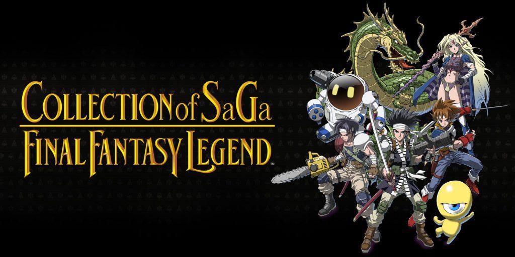 Collection of SaGa Final Fantasy Legend arriva su PC e mobile prossimamente