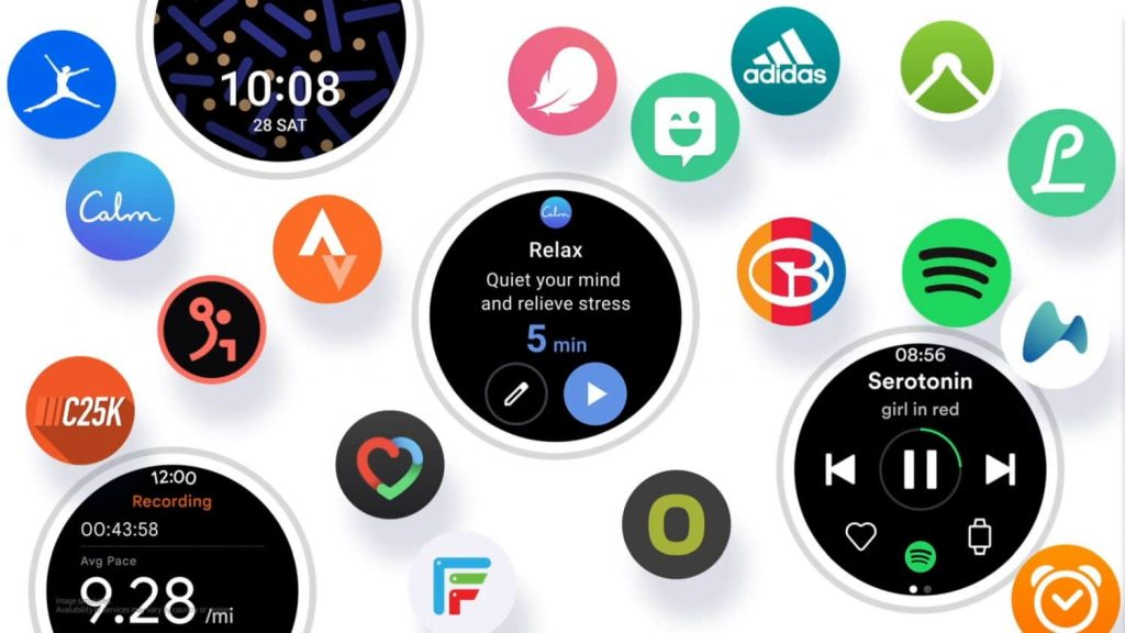 The new Wear OS: Google shows five new functions for all users of a Samsung Galaxy Watch 4 (gallery)
