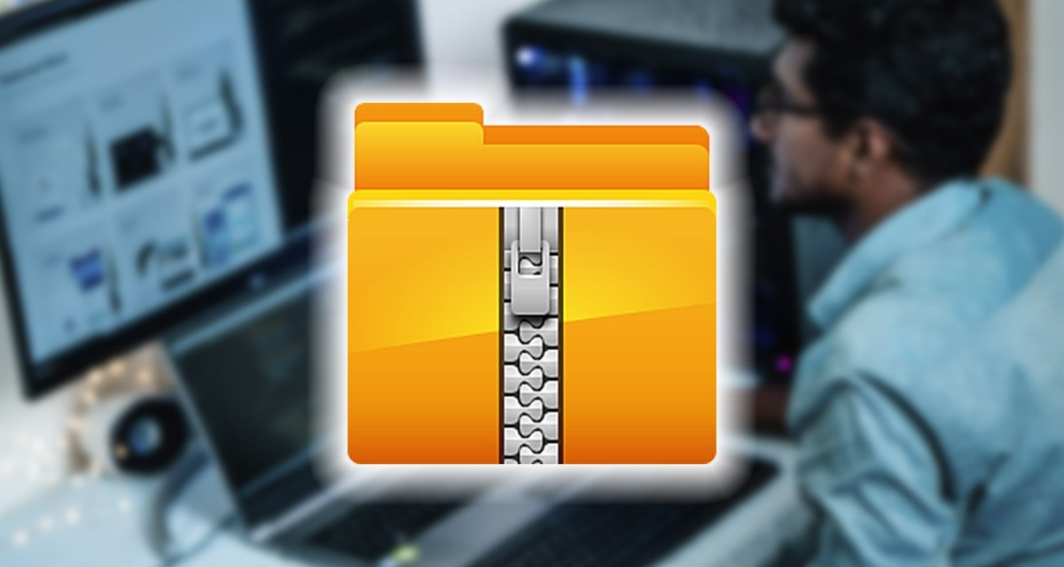 What is a compressed file and how can someone create it?