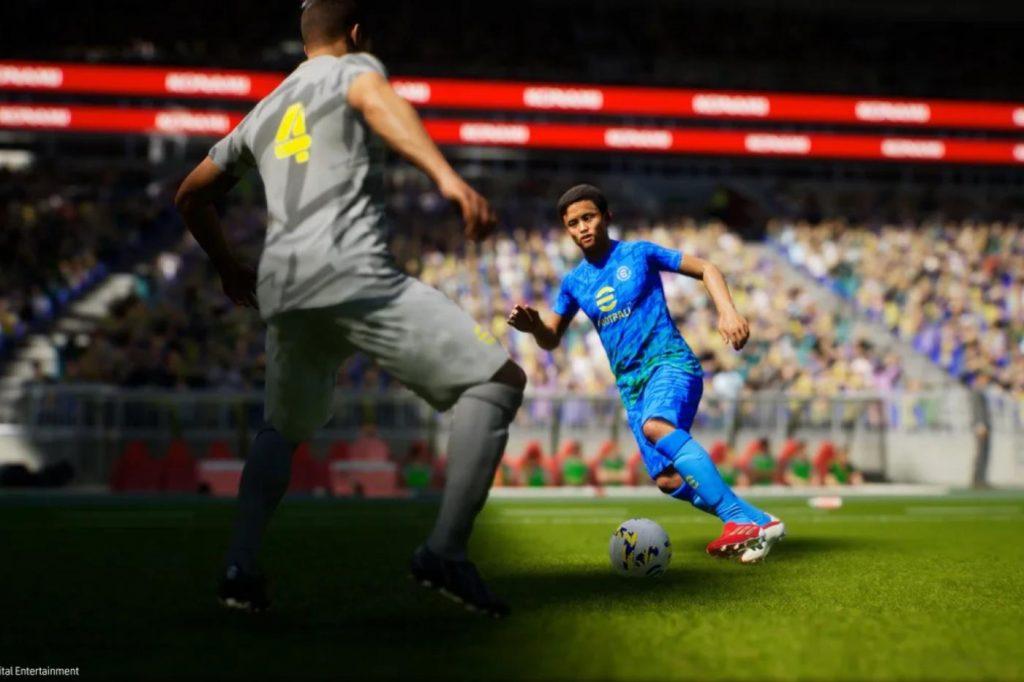 Konami eFootball Gameplay