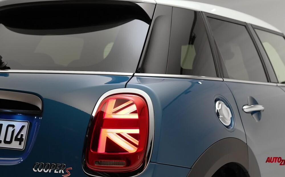 Car News: Is the Five-Door Mini Still a Real Mini?