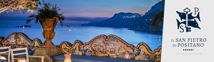 Il San Pietro di Positano, exclusive hotel on the Amalfi Coast with vertical city views, Positano Luxury Accommodation