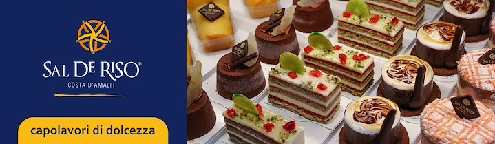 Sal De Riso Buy the new portal with all the sweetness of the most beloved pastry chef in Italy just a click away