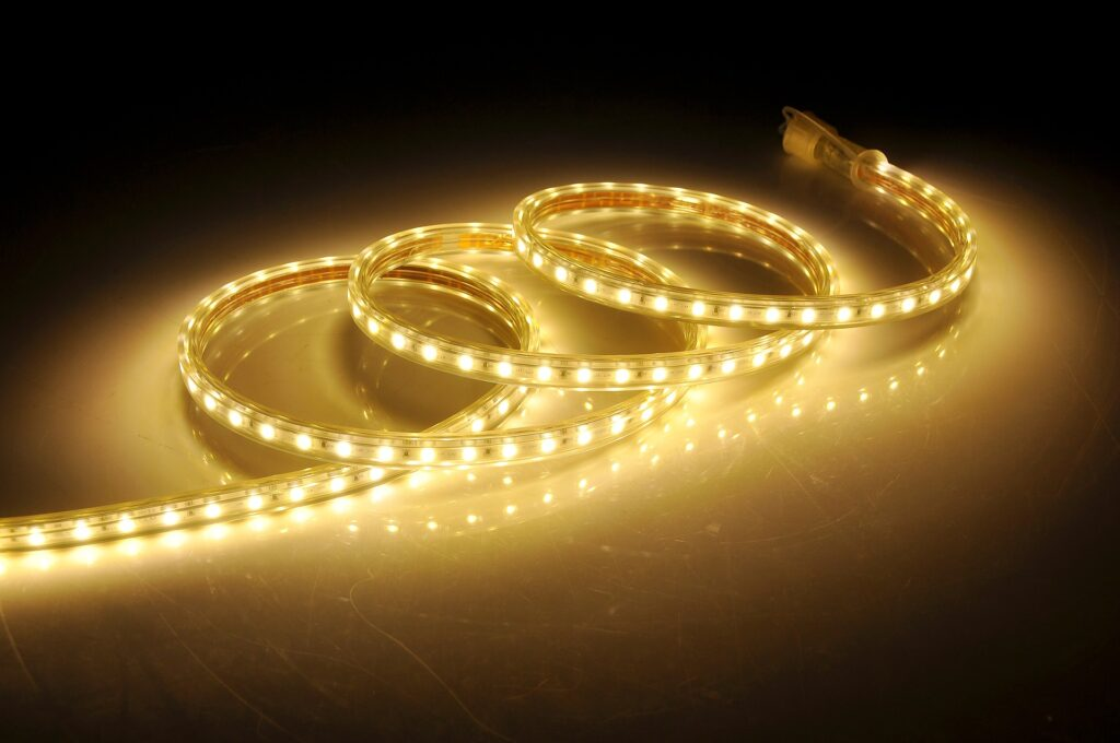 LED, strips, illuminate, energy, efficiency, consumption, design, light designer, Environments, lighting, Diodes, colors, intensity, EnergyCuE