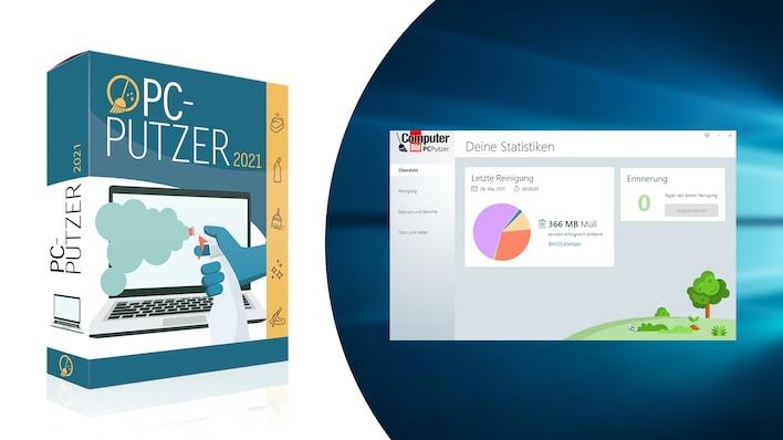 Tuning: PC Cleaner (COMPUTER BILD Edition)