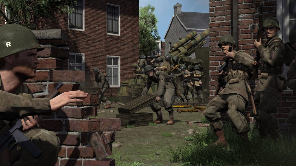 A new Brothers in Arms is in development at Gearbox    Xbox one
