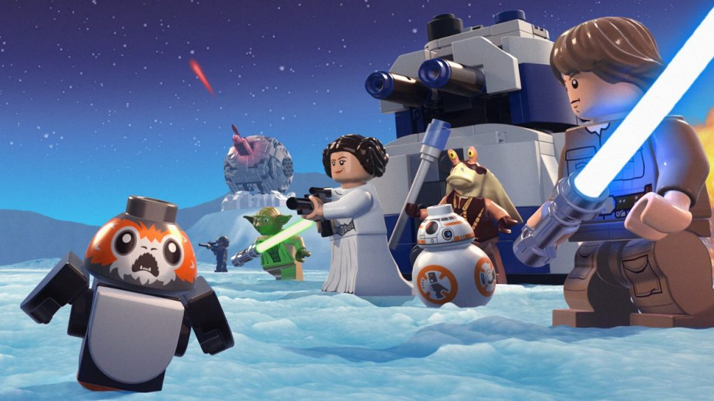 LEGO Star Wars Battles: Here is the release date of the new game for iPhone, iPad, Mac and Apple TV