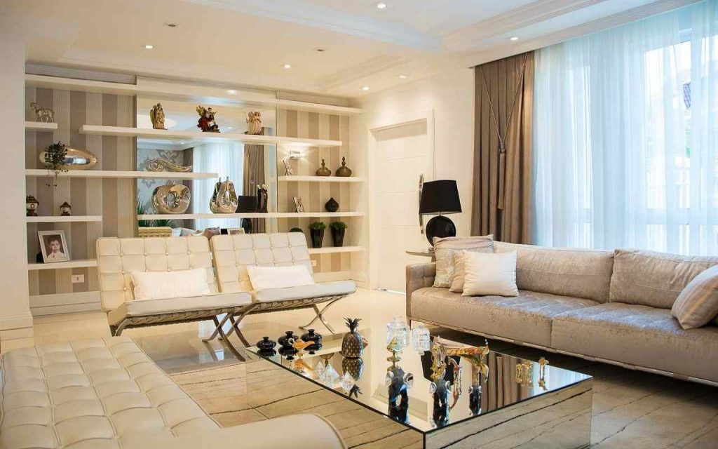 If there is always disorder in your living room, you may underestimate this aspect: do this too