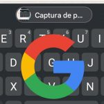 Gboard |  The trick to sending a one-touch 'screenshot' |  Android |  Apple |  iOS |  iPhone |  Technology |  Applications |  nnda |  nnni |  SPORTS-PLAY