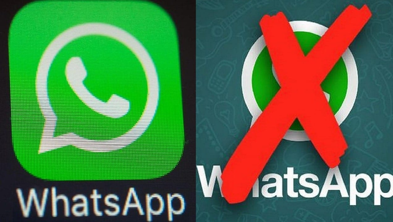 Goodbye to WhatsApp forever ... In a few days, the WhatsApp application was permanently suspended on these 2 phones 9/26/2021 - 7:10 pm