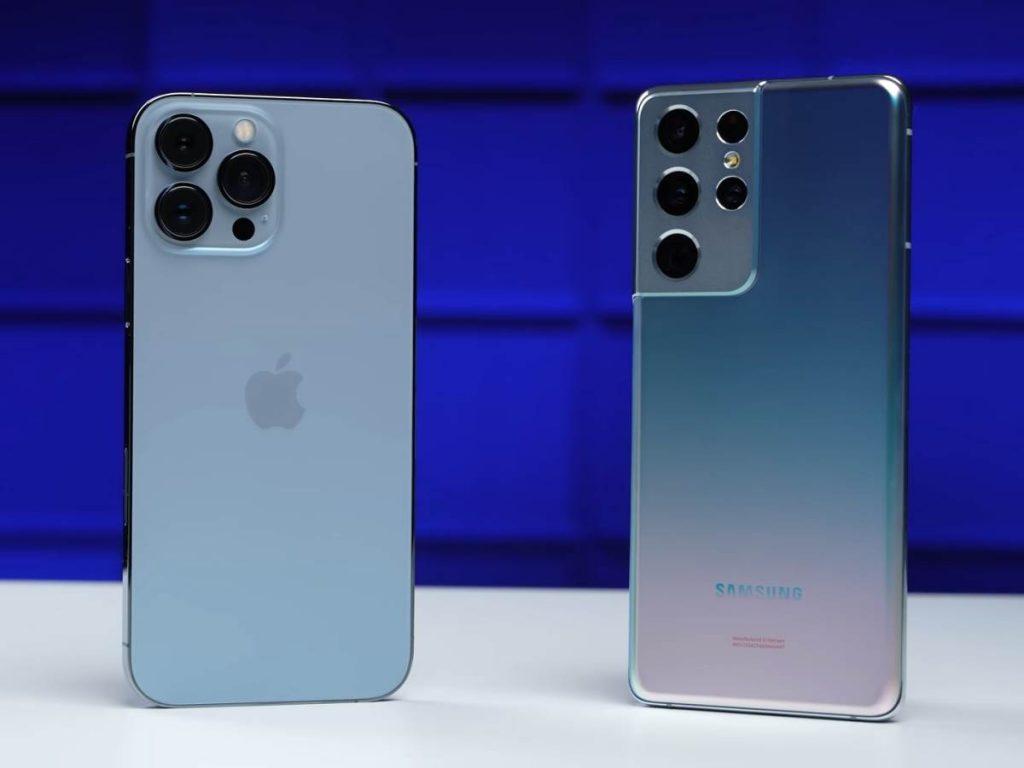 iPhone 13 Pro Max ili Samsung Galaxy S21 Ultra, koji je bolji