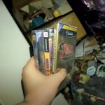 Almost € 100,000 in video games found in an abandoned house