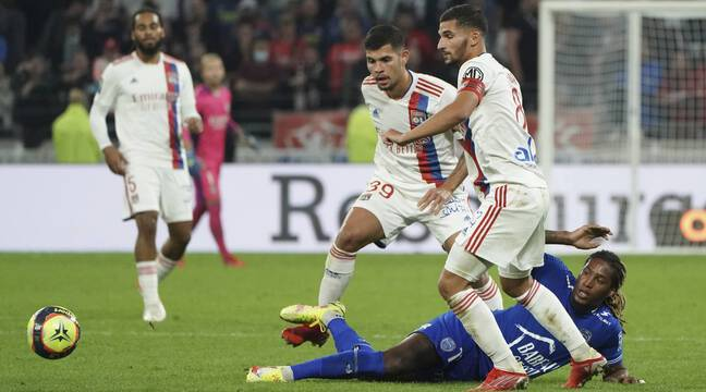 """Even with their backs to the wall, the Lyonnais continue their comeback thanks to their """"good game"""""""