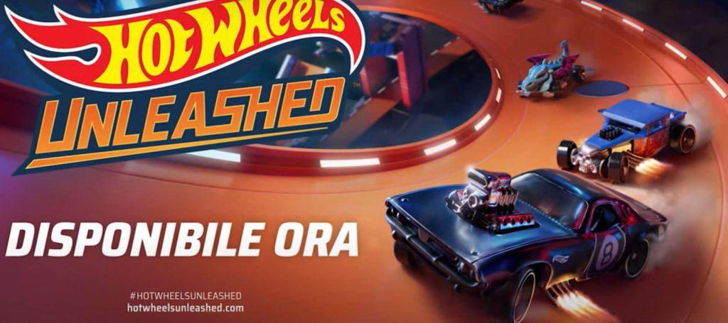 Mattel e Milestone: arriva Hot Wheels Unleashed thumbnail
