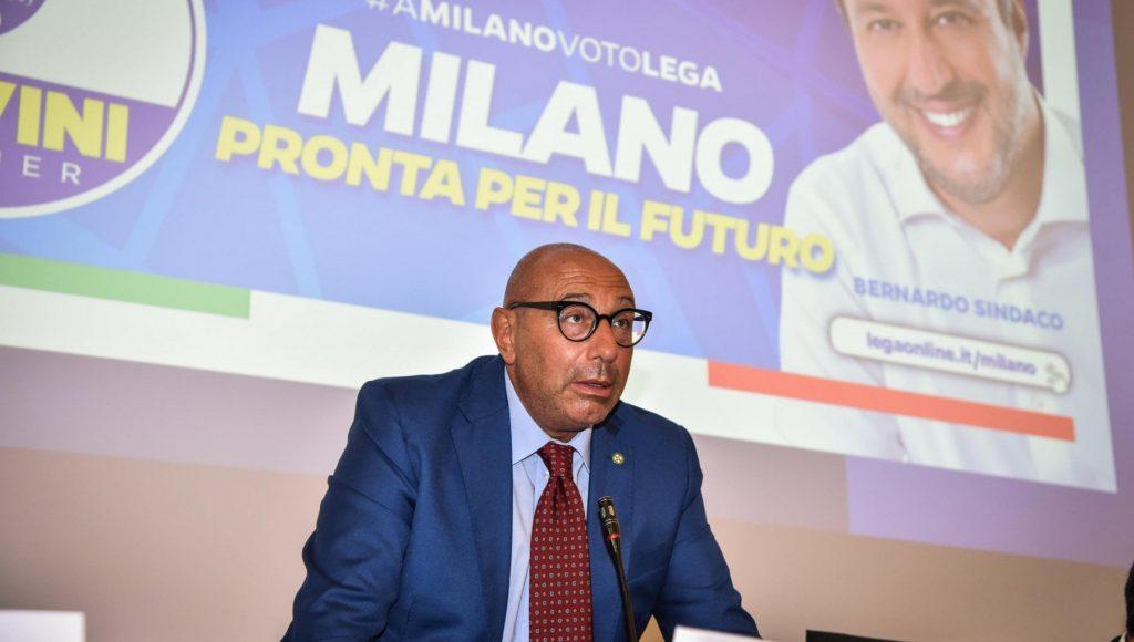 """Milan, also Tempi (near Cl) unloads Bernardo.  And he attacks Salvini: """"Grotesque drift"""""""