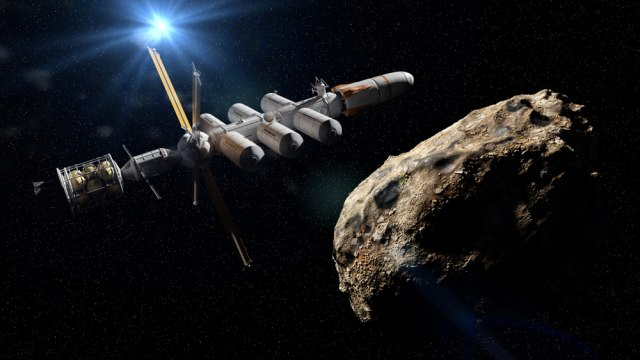 NASA plans to deliberately cause a collision of spaceships and asteroids - Science - Life
