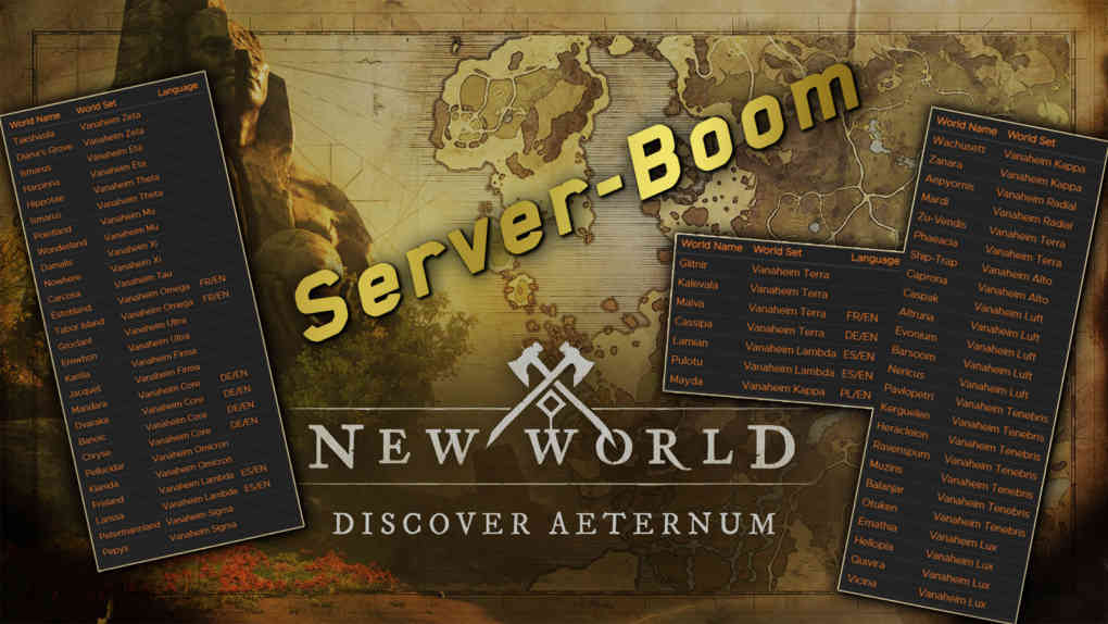new global boom for EU servers