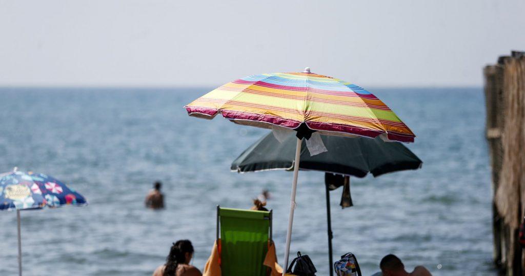 Nicola Zingaretti shoots down the drone for the beaches of Ostia and blames ASL - Il Tempo