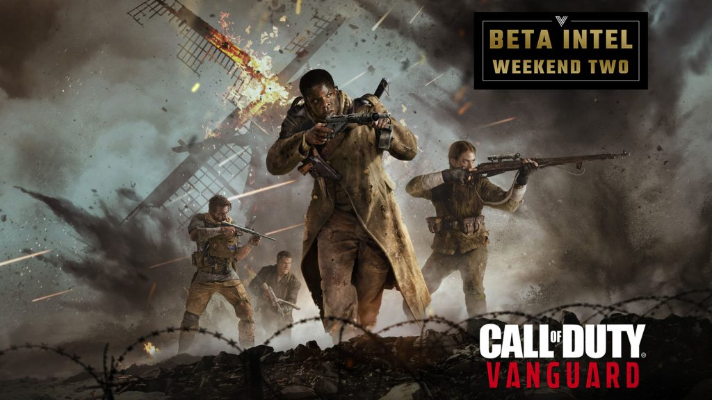 Call of Duty Vanguard beta pre-download, can we download on PS4, PS5, Xbox and PC?  - Breakfast