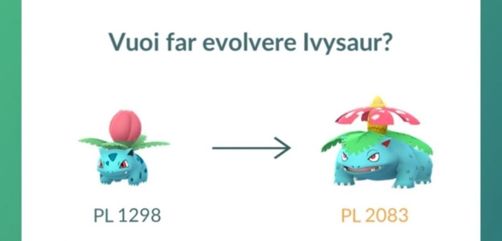 Pokémon GO: evolution trailer available