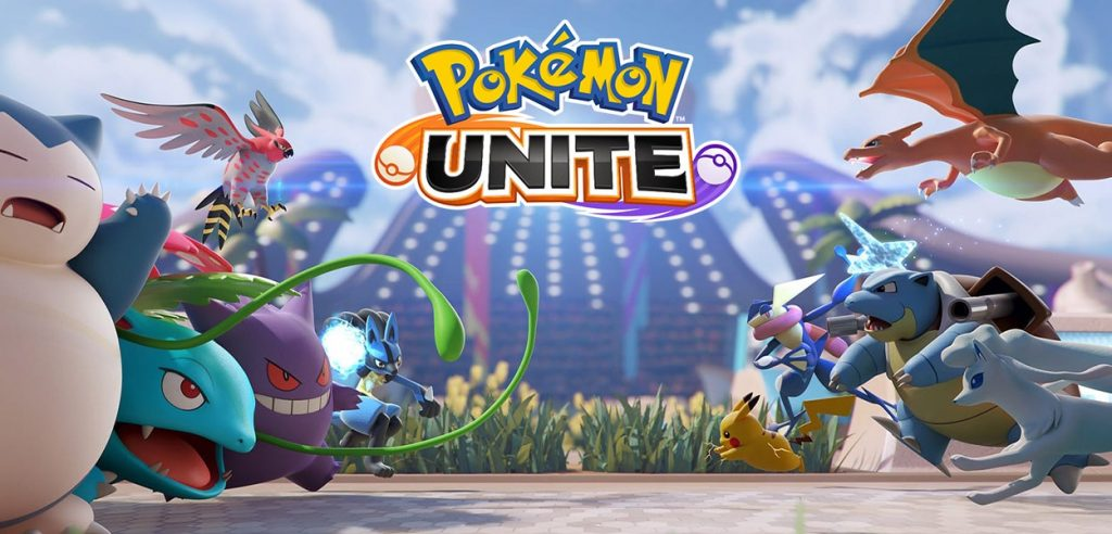Pokémon Unite: New Holowear and United Circles come with the mobile version