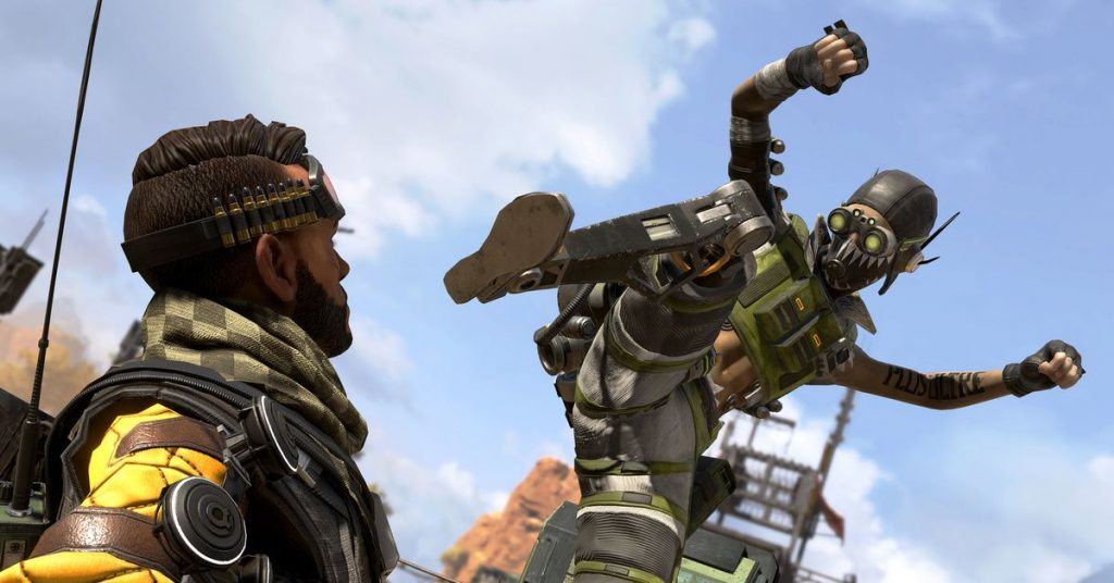Respawn says Apex Legends will be patched by clicking
