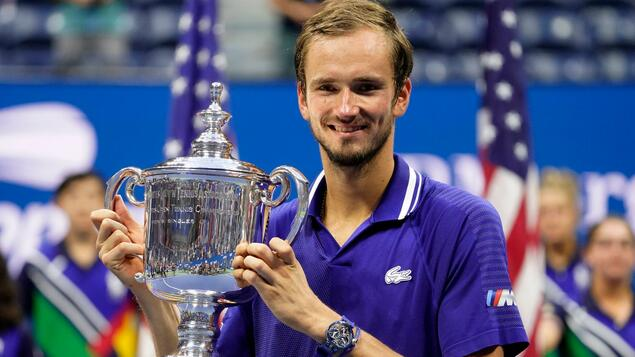 Smooth victory over Novak Djokovic: Russian Daniil Medvedev wins US Open sport