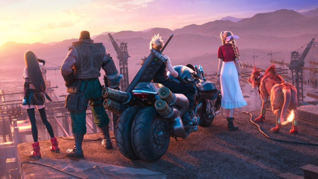 Soon a PC port of FF7 Remake on the Epic Games Store?  News @JVL