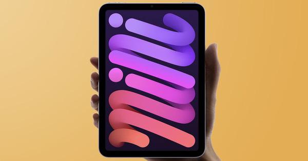 "The ""jelly melt"" phenomenon on iPad Mini 6 is not a bug, no need to repair"