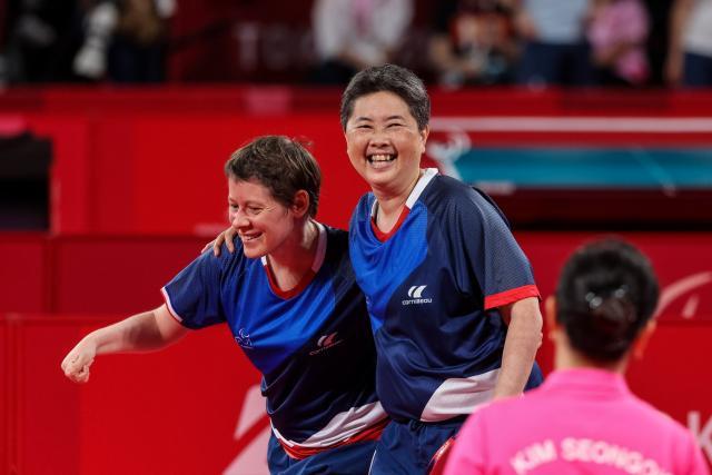 Three bronze teams at the Tokyo Paralympic Games