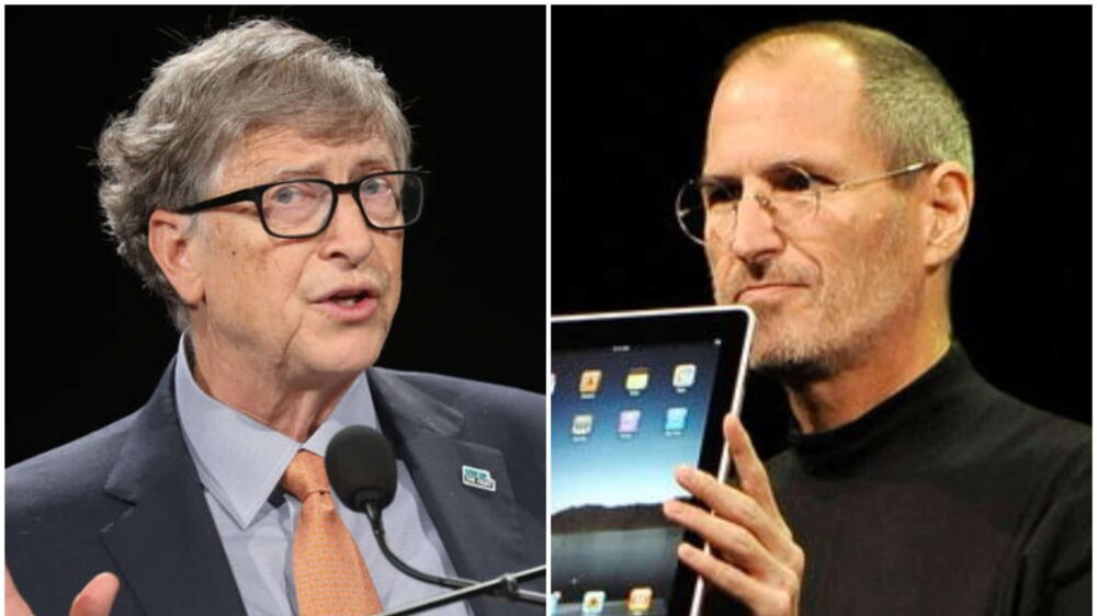 What did Bill Gates and Steve Jobs resent the most?  - Life