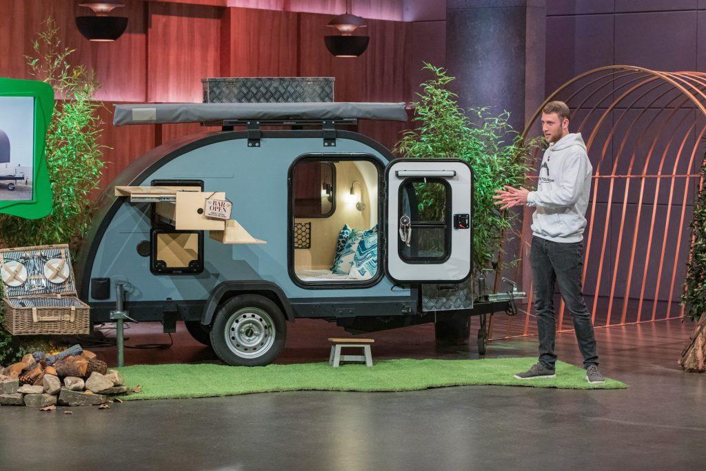 """What good is """"The Lion's Den"""" mini-caravan?"""