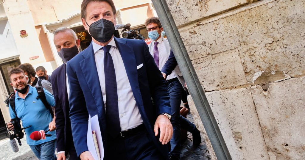 """With you?  """"A joke, are we serious?""""  The Democratic Party unloads Giuseppi after the blunder on the security decrees - Il Tempo"""