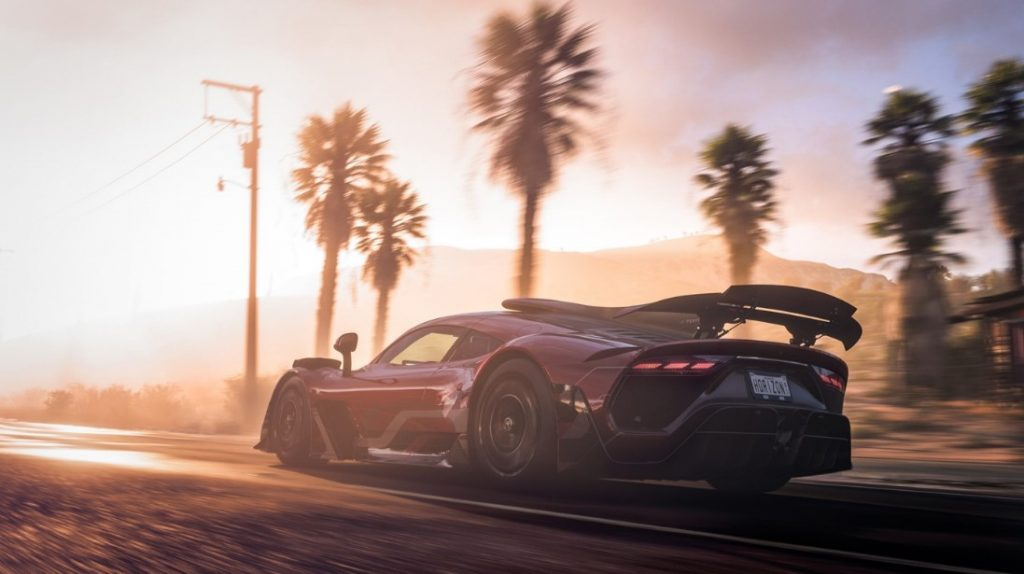 Official PC Settings for Forza Horizon 5