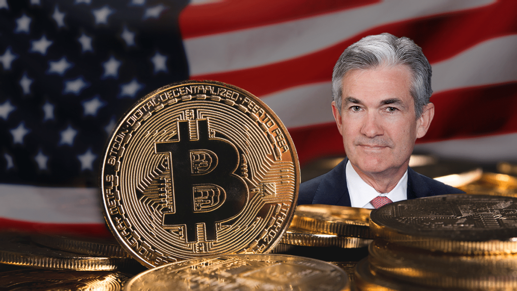 US not planning to ban bitcoin, says Federal Reserve chairman