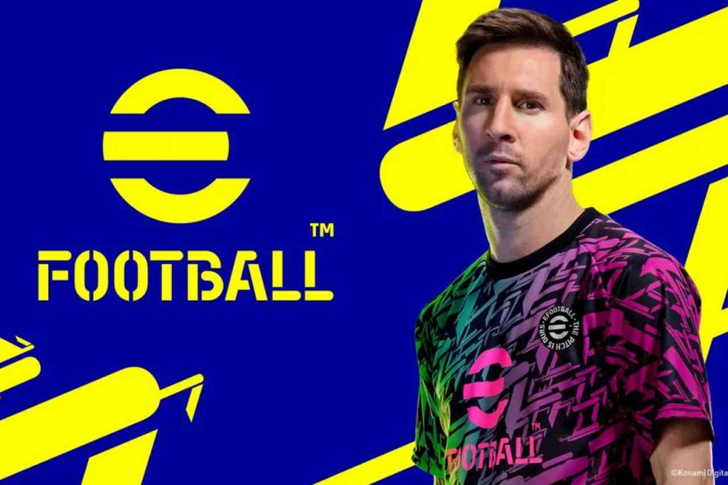 eFootball 2022 disappoints users, but Konami's promise arrives