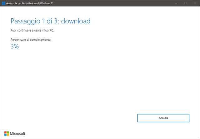 The Windows 11 Installation Wizard