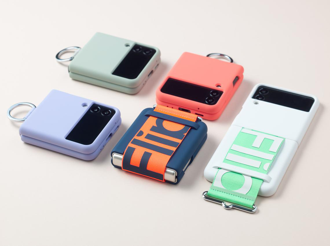 Extremely luxurious accessories trend for Z Flip3 - Photo 3.
