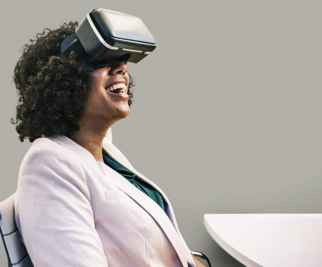 virtual reality streaming